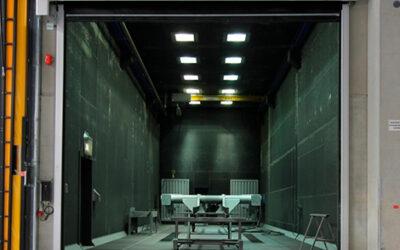 SLF Salas de granallado manual